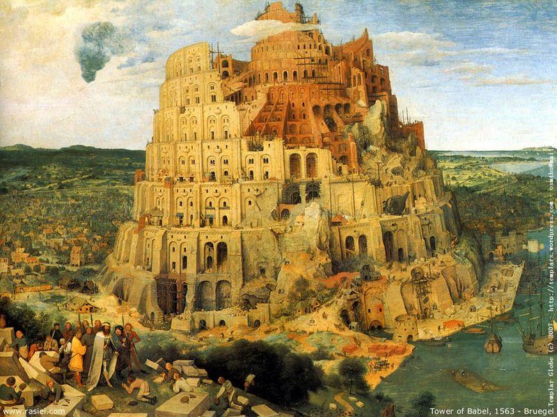 Bruegel-tower-of-babel