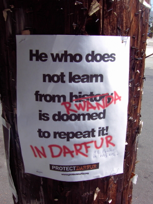 Darfur-poster